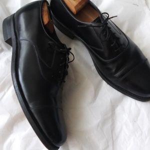Floreshime Black Leather 9.5